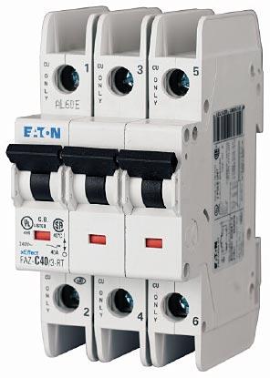Eaton Moeller Faz D20 3 Rt Circuit Breaker