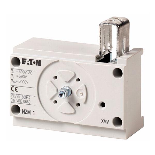 Wall Mount Circuit Breaker : Moeller nzm circuit breaker mounting accessories