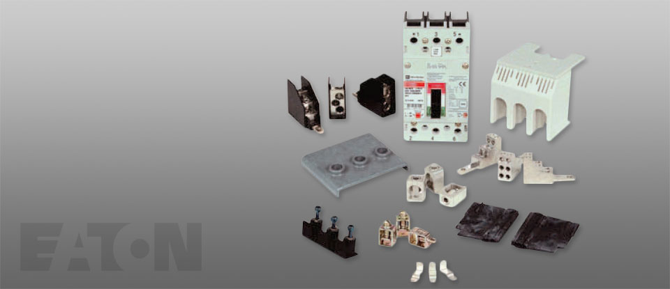 Eaton Series C Molded Case Circuit Breakers External