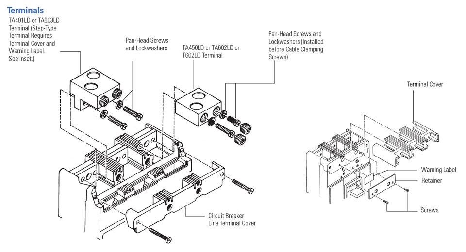 eaton molded case circuit breaker series