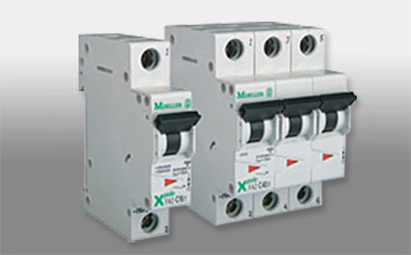 Klockner Moeller Mini Circuit Breakers & Supplementary Protectors