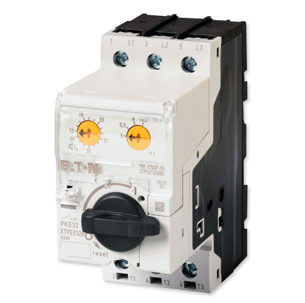 XTPE036BDCSNL Motor-Protective Circuit Breakers Standard Complete Devices