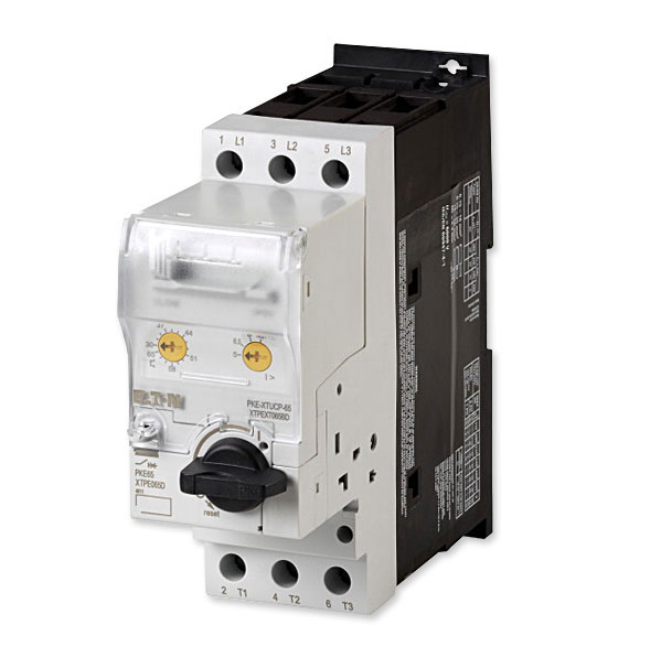 XTPE065DDCSNL Motor-Protective Circuit Breakers Standard Complete Devices