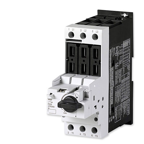 XTPE065DNL Motor-Protective Circuit Breakers Standard Complete Devices