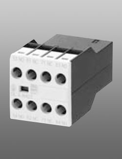 5-PACK EATON MOELLER DILA-XHI02 XTCEXFAC02 AUXILIARY CONTACT BLOCKS 2-POLE