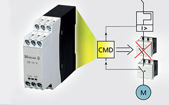 CMD relay eaton moeller safety products  at crackthecode.co