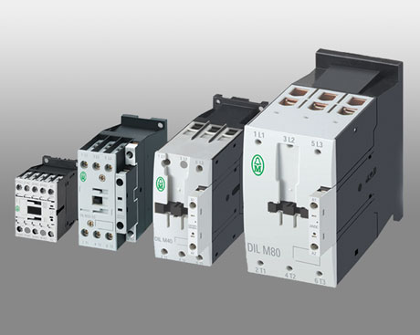 DIL family shot eaton moeller auxiliary contact modules & accessories eaton dilm25-10 wiring diagram at fashall.co