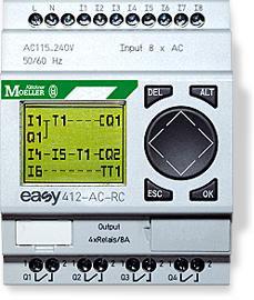 Eaton Moeller EASY 412-DC-R Relay