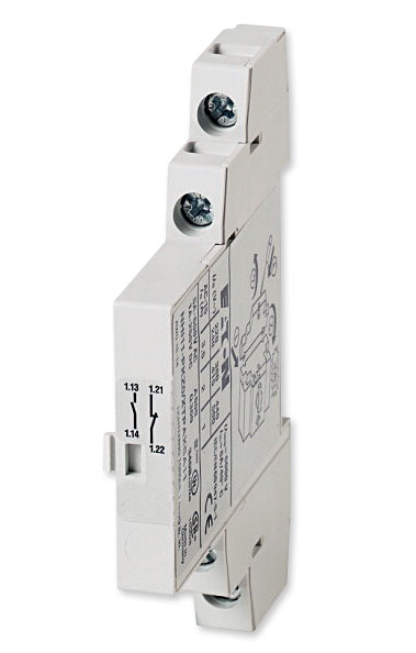 Eaton Moeller NHI21-PKZ0 Side Mount Auxiliary Contact